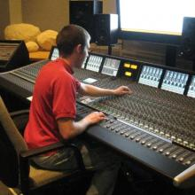Tom Hauser sound engineer